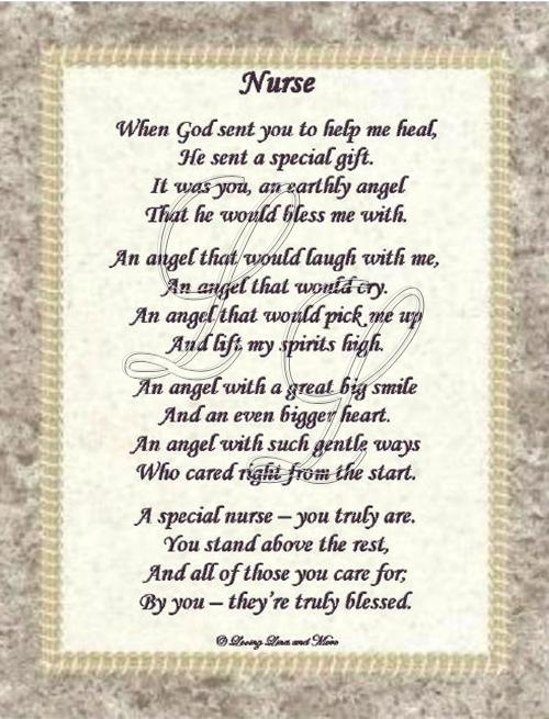 Nurse Poem